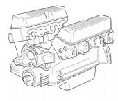 V8 EFI 4.0 & 4.6 Engine Parts